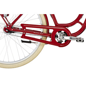 Ortler Summerfield 7 Rower miejski Kobiety czerwony